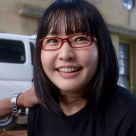 松浦早希役 の浅森咲希奈