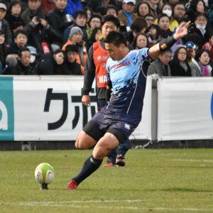 五郎丸選手の画像