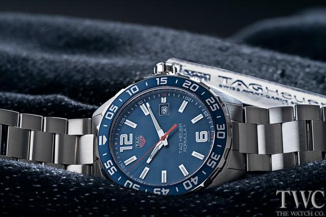 タグホイヤーの高級腕時計