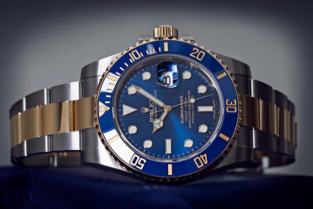 ロレックスの高級腕時計
