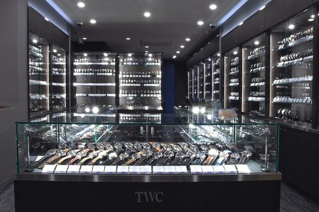 TWCの内装