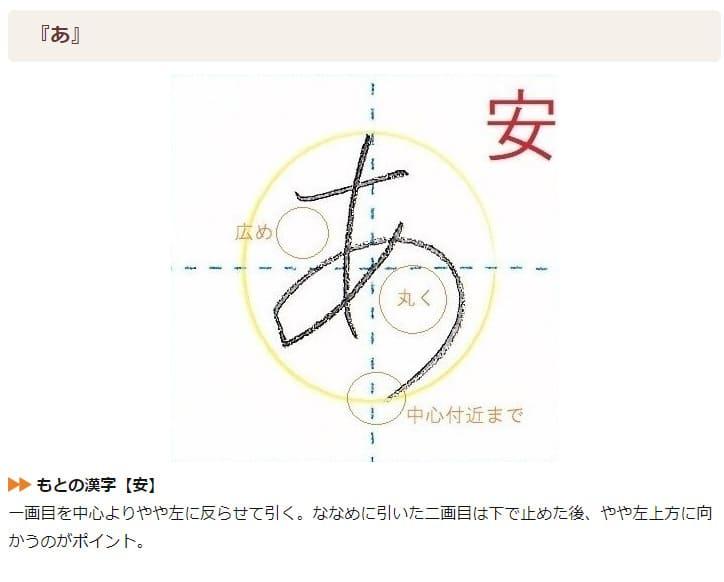美文字の書き方.com