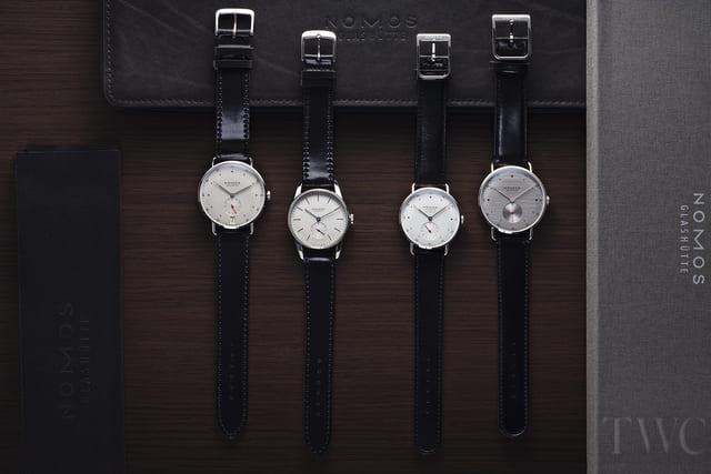 スーツに合う腕時計